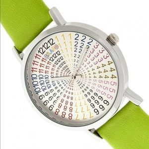 "Crayo Accessories - NWT - Crayo ""Fortune"" Watch"